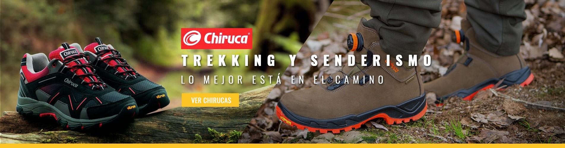 Chiruca treckking y senderismo promoción